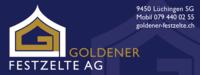 Goldener Festzelte AG